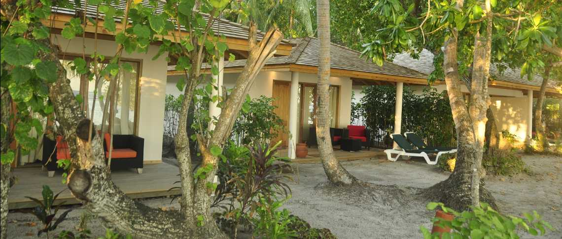 Vilamendhoo Island Resort & Spa - Beach Villa