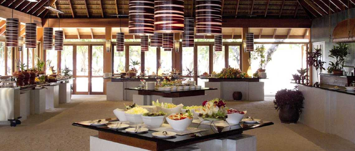Vilamendhoo Island Resort & Spa - Ahima Restaurant