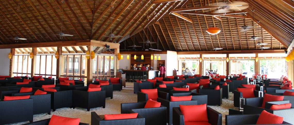 Vilamendhoo Island Resort & Spa - Bonthi Bar