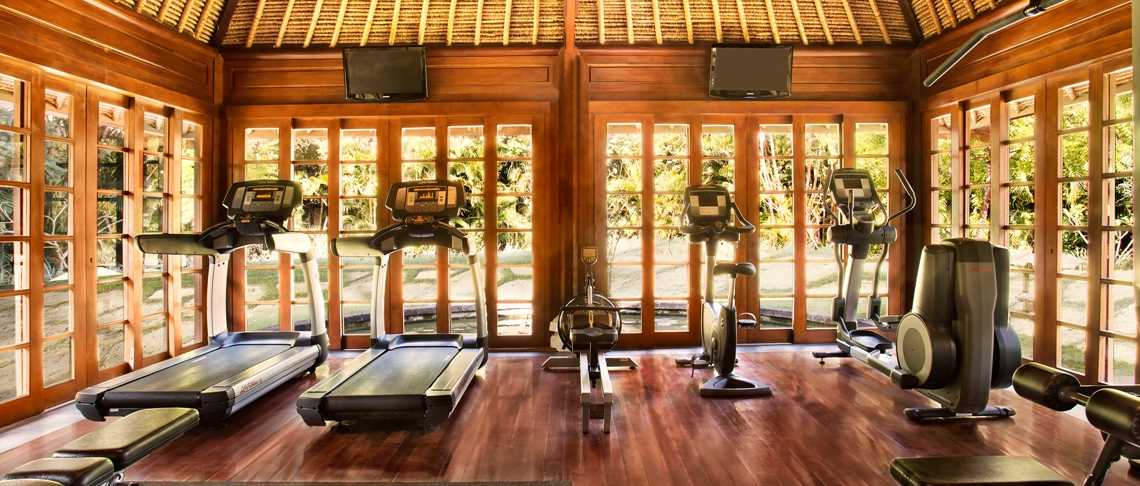 The Oberoi Beach Resort - Fitness Centre